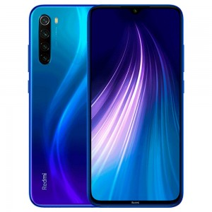 Xiaomi Redmi Note 8 4/64GB Niebieski - Blue VAT23%