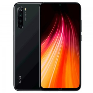 Xiaomi Redmi Note 8 4/64GB Czarny - Black VAT23%