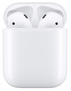 Apple AirPods 2 2019 biały MV7N2  FV23%