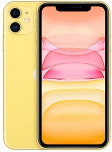 Apple Iphone 11 256gb Yellow - żółty VAT 23%